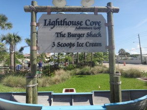 Lighthouse Cove Adventure Golf1